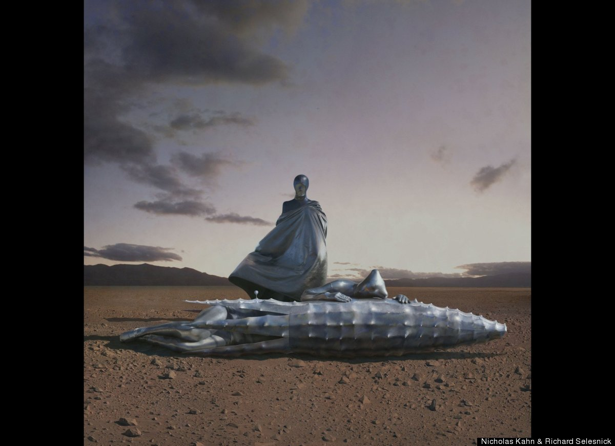 """""""Stillborn"""" from Mars: Adrift on the Hourglass Sea."""