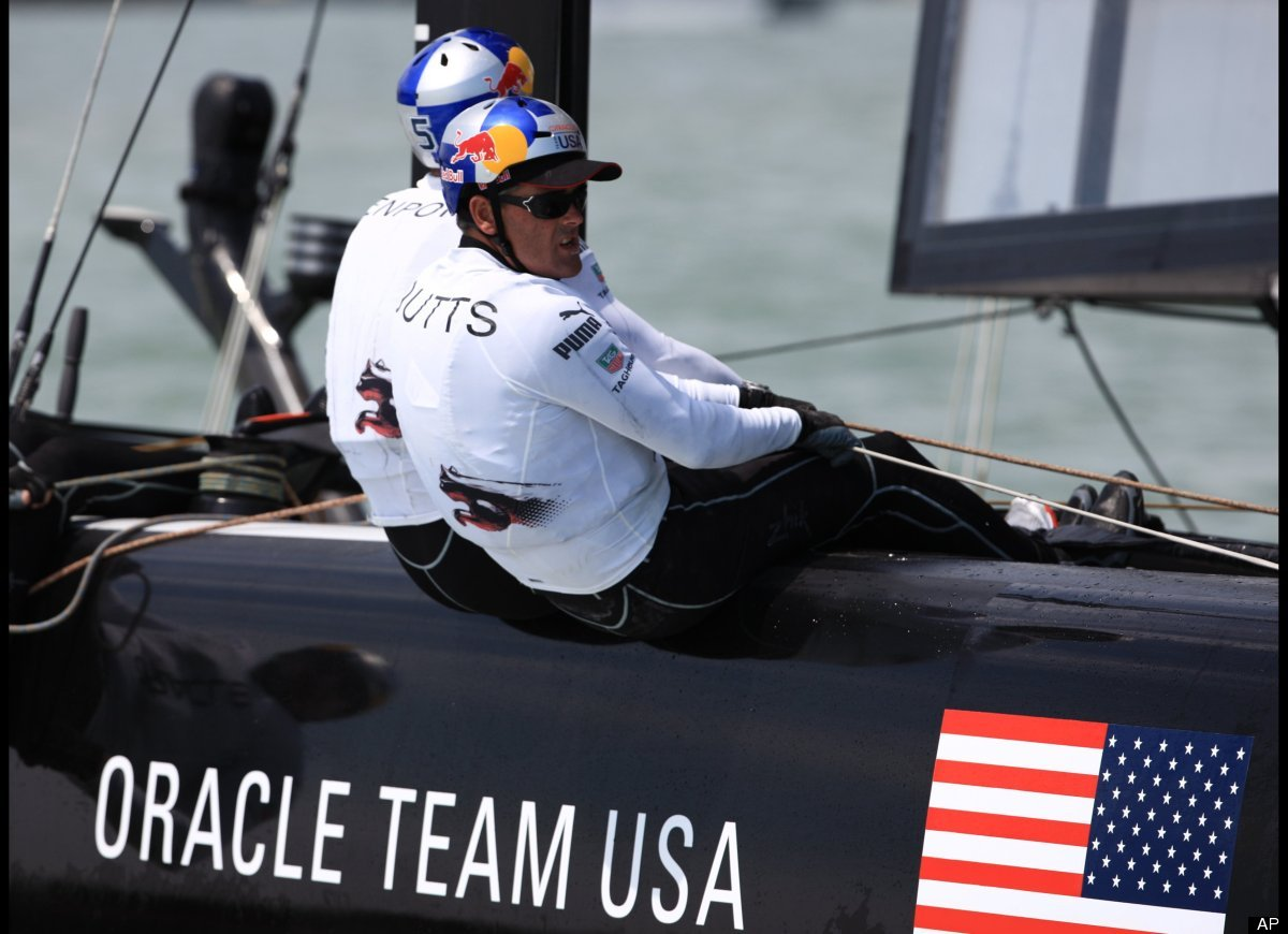 America's Cup World Village opens; opening event and official welcome ceremonies.