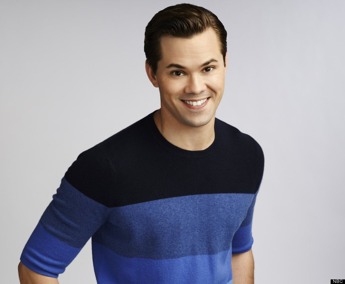 "After a hilarious stint on HBO's ""Girls"" (which he'll also return to for Season 2), we're thrilled that Rannells ended his To"