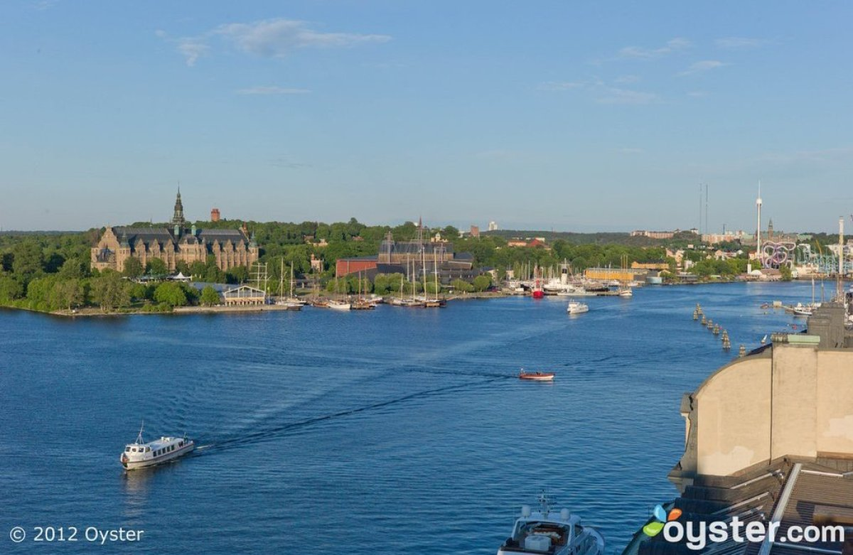 The Djurgarden is an island in central Stockholm home to museums, historic buildings, forests, and tranquil canals. It's been