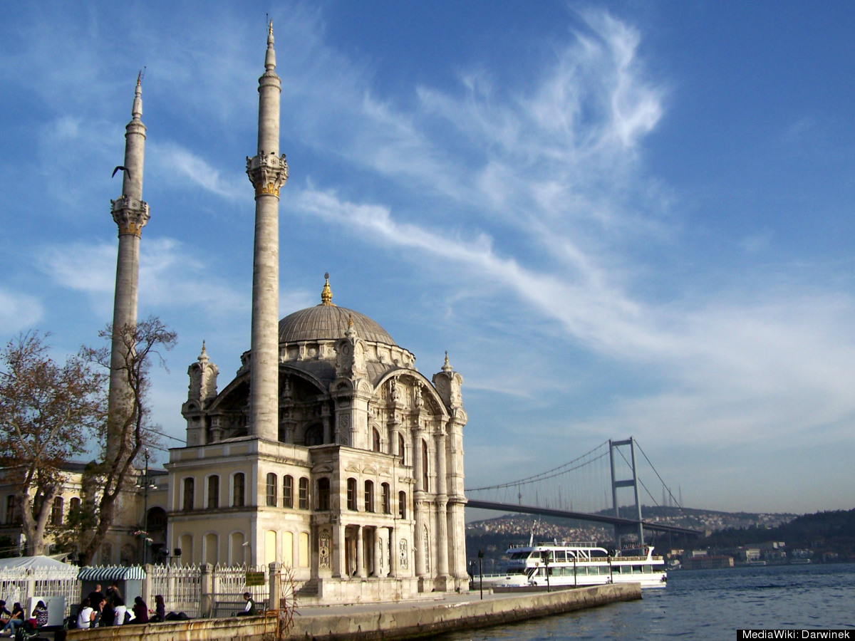 """""""Istanbul is both an ancient and modern city. Its first Neolithic settlements date from 8,500 years ago. The Greeks founded B"""