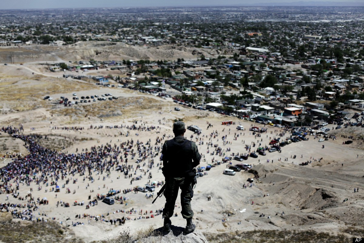 In late August 2012, prosecutors in the western Mexico state of Michoacan say soldiers found charred human remains buried in