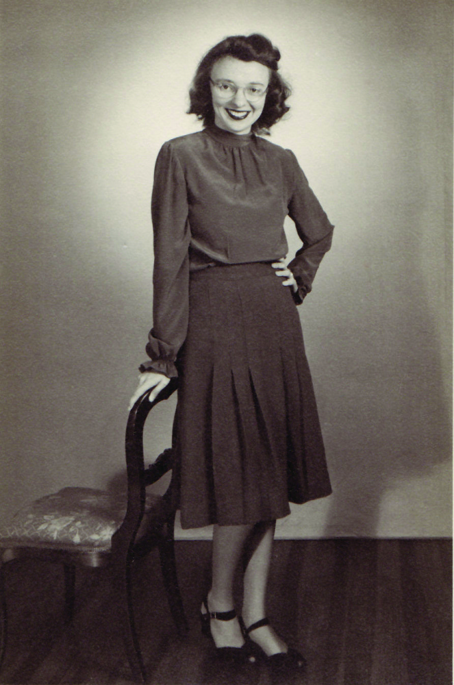 Marie began her studies at Ohio University in 1939. She studied English, philosophy, and music before discovering a passion f