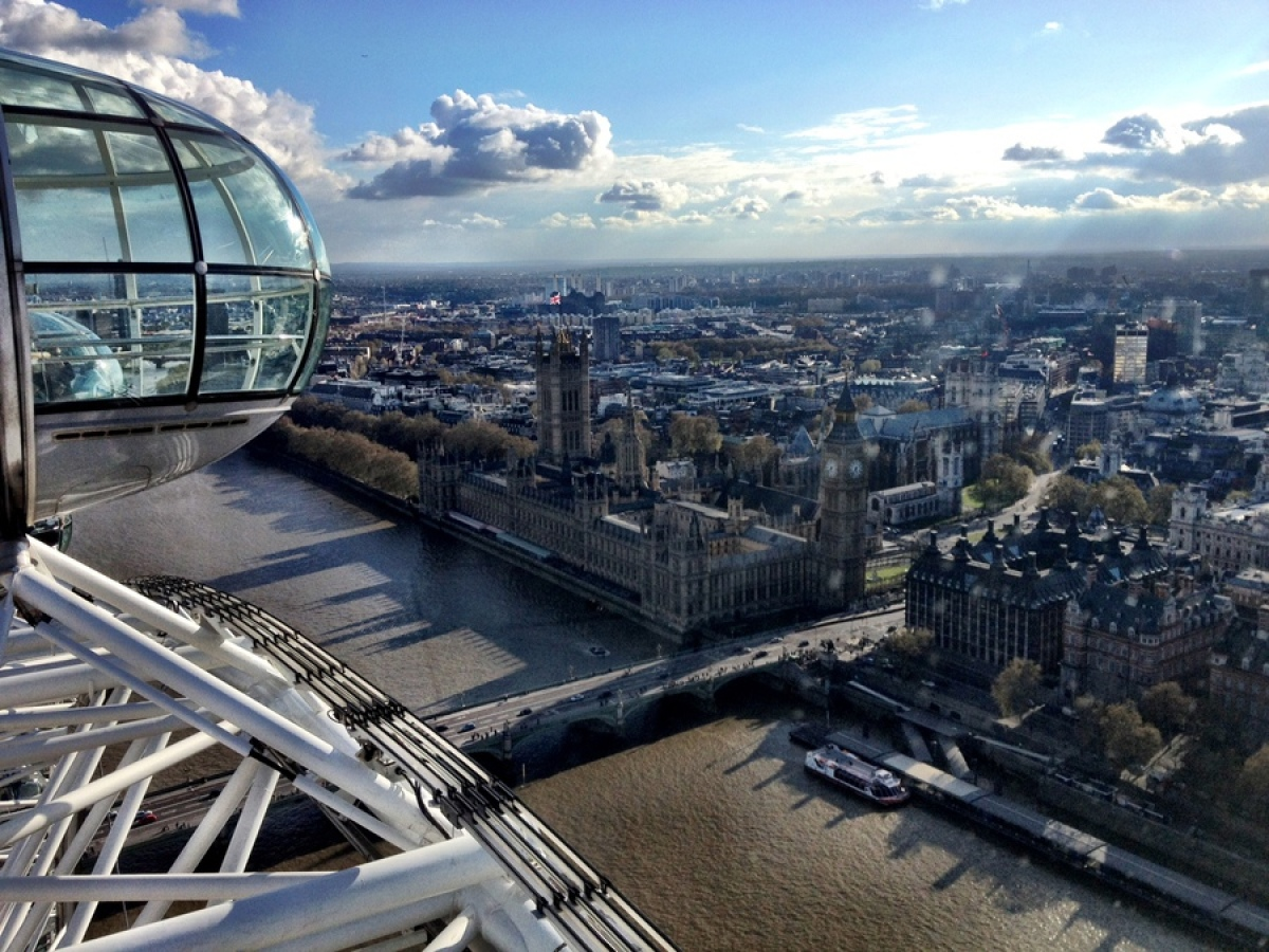 "One of the most iconic symbols of the Millennium, the <a href=""http://www.viator.com/London-attractions/London-Eye-tours-tick"