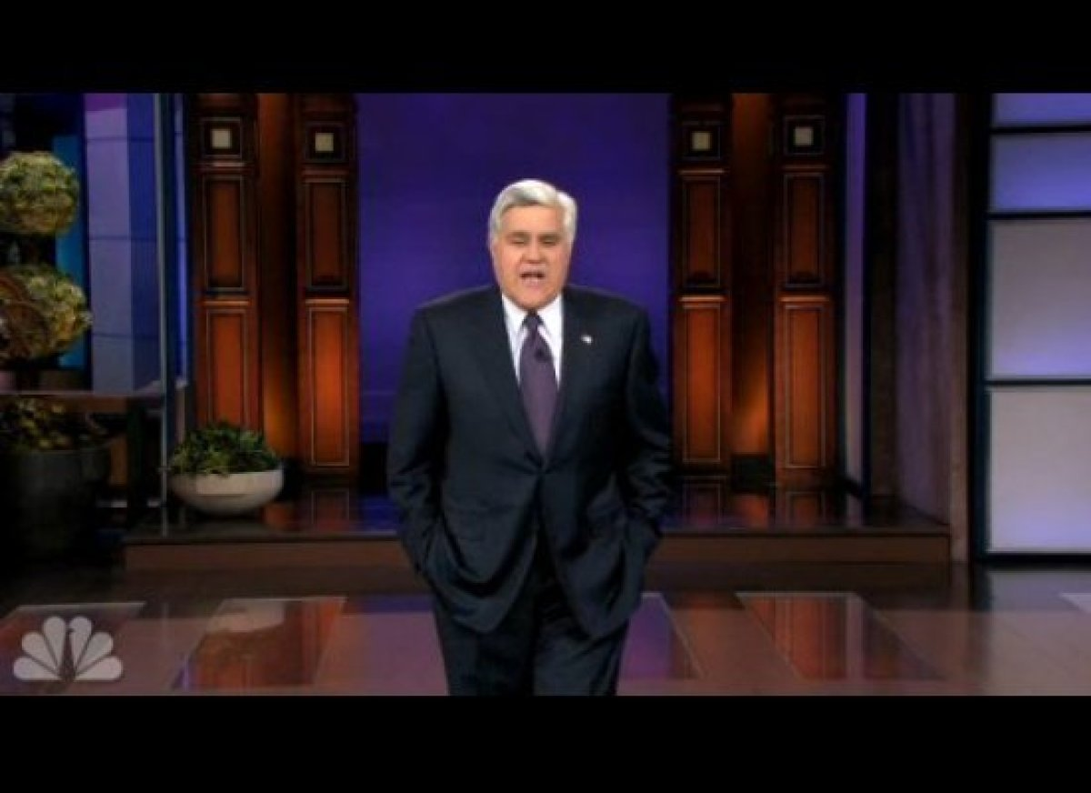 "Jay Leno works a Bain Capital joke into his monologue about the <a href=""http://www.huffingtonpost.com/2012/08/18/jay-lenos-t"