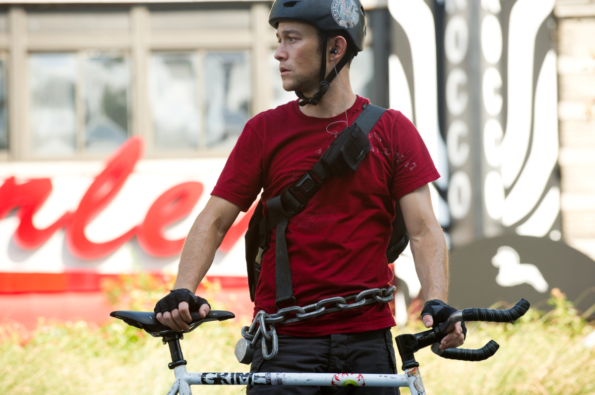 """Premium Rush"" is both the title of this movie and its clever if less than subtle promise to summer audiences -- <a href=""htt"