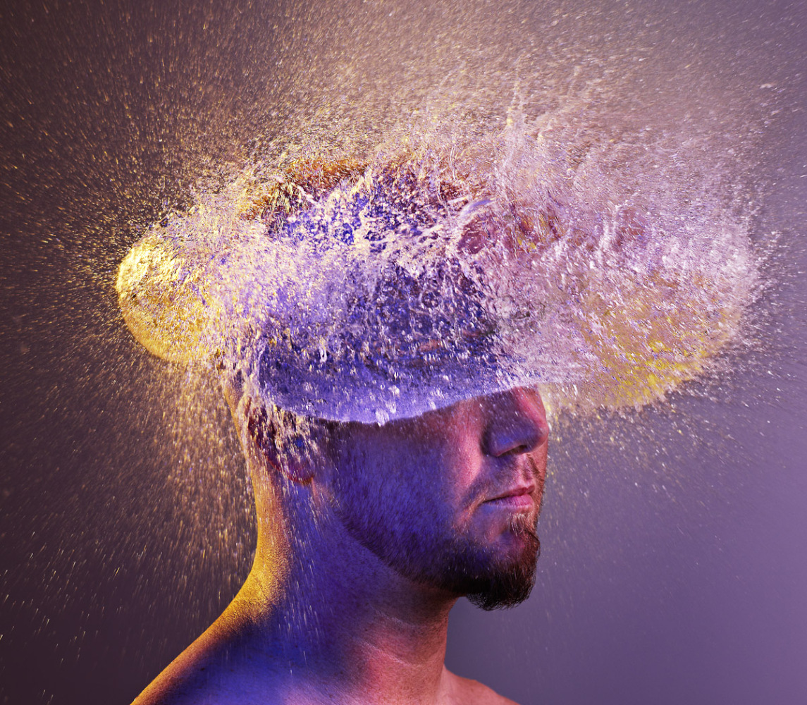 """""""Water Wigs"""" by Tim Tadder"""