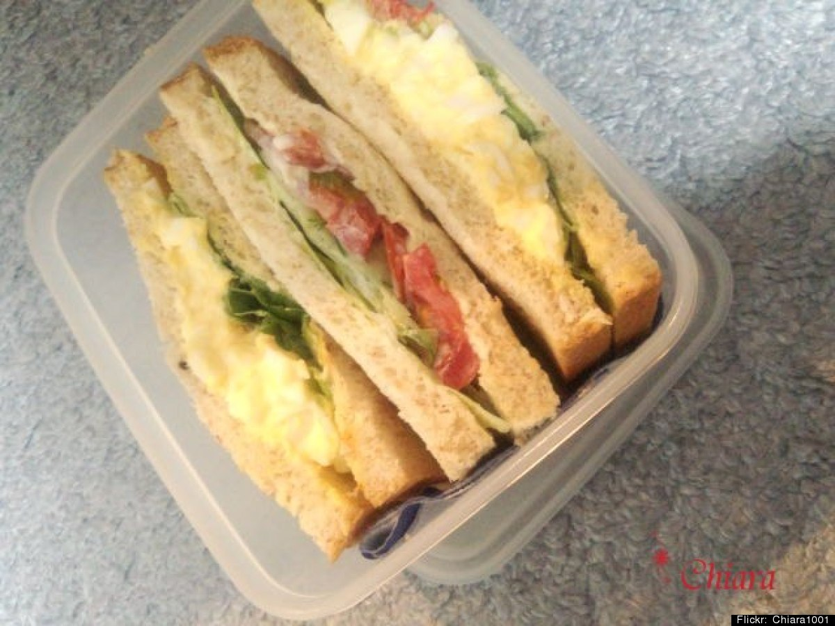 Bringing your own lunch and snacks to the office in reusable containers not only reduces packaging waste, but can also put th
