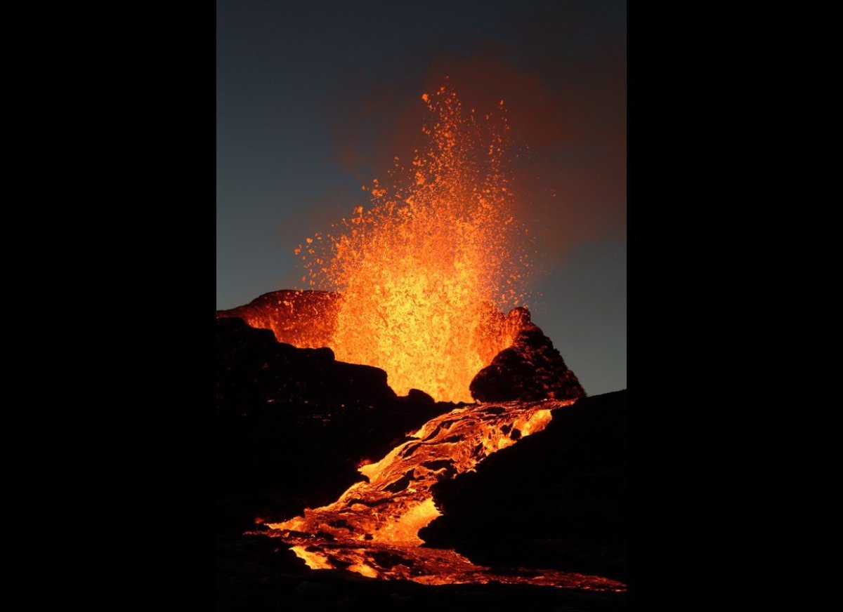 "Translating appropriately to ""Peak of the Furnace,"" this very active volcano can be seen via local helicopter tours."