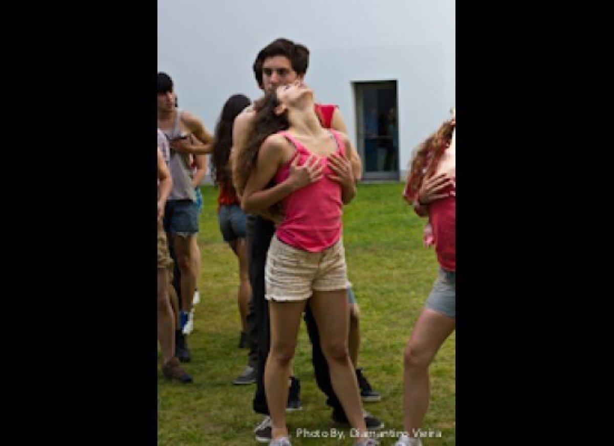 Youth Modern Dance at Serralves Em Festa.