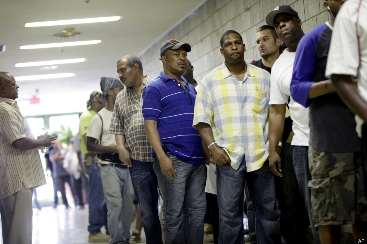 "In July, the national unemployment rate sat at<a href=""http://www.bls.gov/news.release/empsit.nr0.htm"" target=""_hplink""> 8.3"