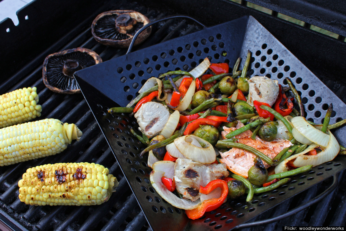 There's no more fun way to put food on the table in the summertime than grilling, but there are real benefits to firing up th