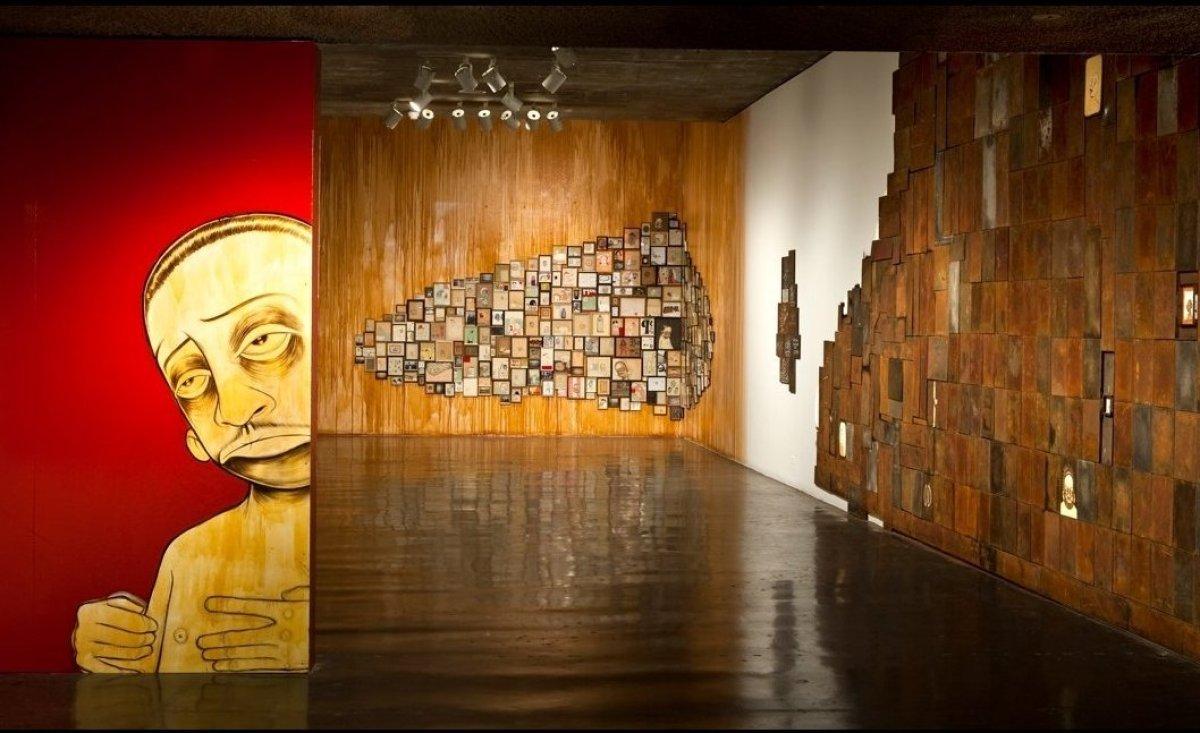 """<a href=""""http://www.bampfa.berkeley.edu/"""" target=""""_hplink"""">Barry McGee Retrospective</a> at Berkeley Art Museum, now until De"""