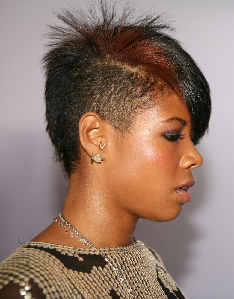 Kelis hairstyles front and back hair rihanna miley cyruore go punk with undercut hairstyle winobraniefo Choice Image