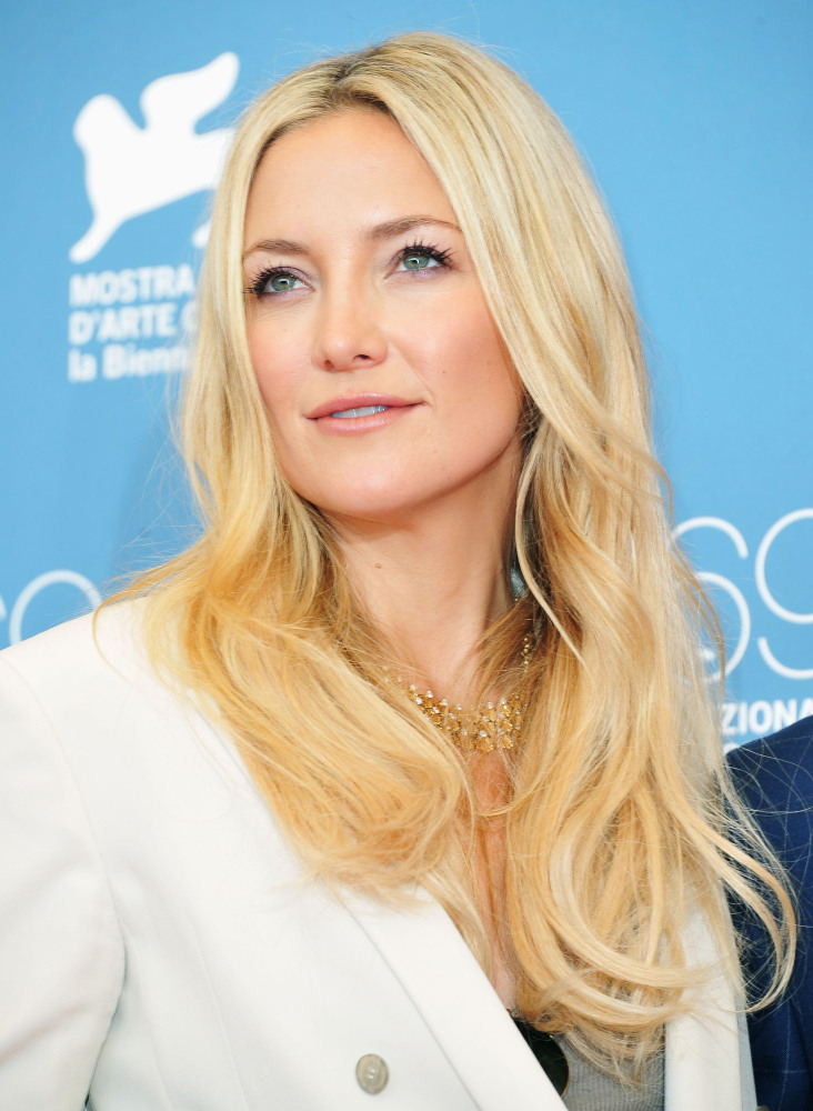 """Kate Hudson looked stunning as she attended the photocall for """"The Reluctant Fundamentalist"""" for the 69th Venice Internationa"""