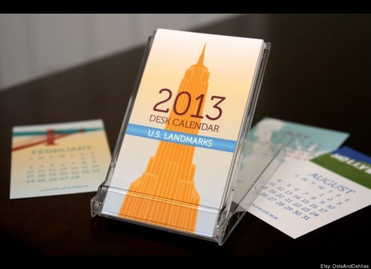 """Keep track of important dates -- and brush up on your US geography -- with this <a href=""""http://www.etsy.com/listing/10799652"""