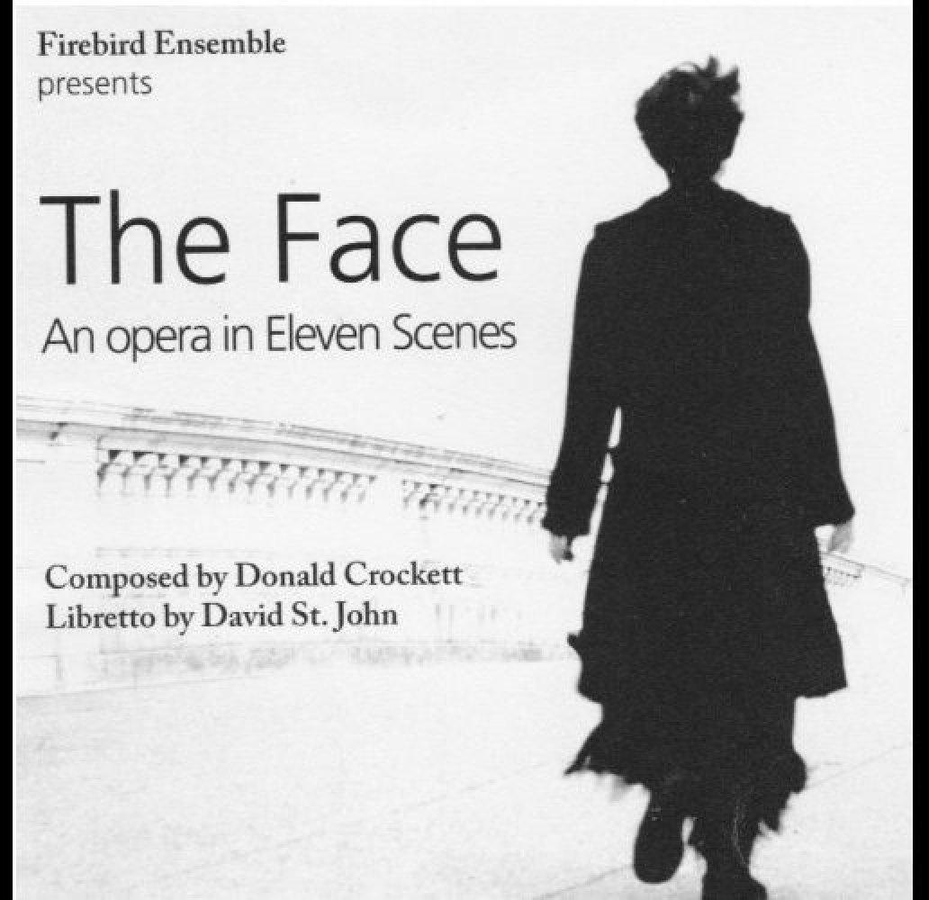 The Face By Donald Crockett and David St. John Daniel Norman (the poet). Thomas Meglioranza (the devil), Janna Baty (the fi