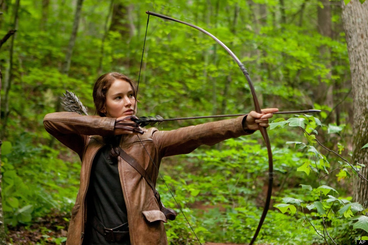 Maybe it's all that arrow-slinging in <em>The Hunger Games</em>, or the TV series <em>Archer</em>, but whatever the influence