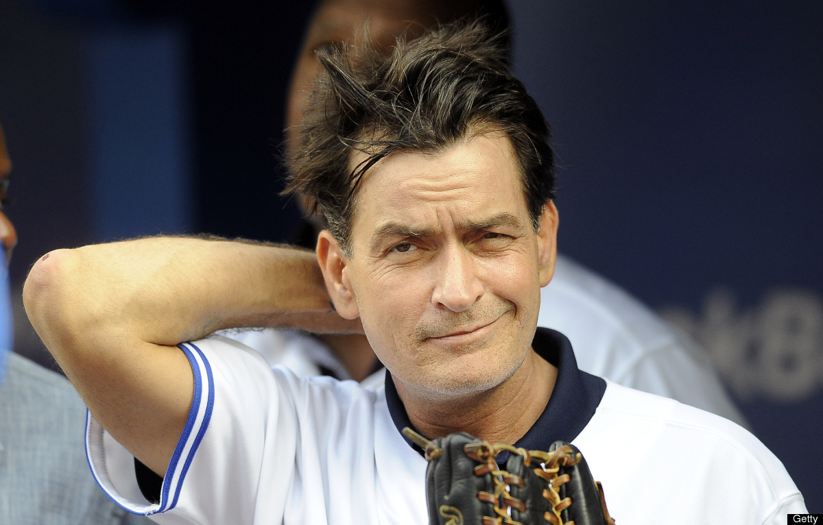 """<strong>The Event: </strong>After getting fired from """"Two and a Half Men"""" in 2011, Charlie Sheen took on the sitcom """"Anger Ma"""