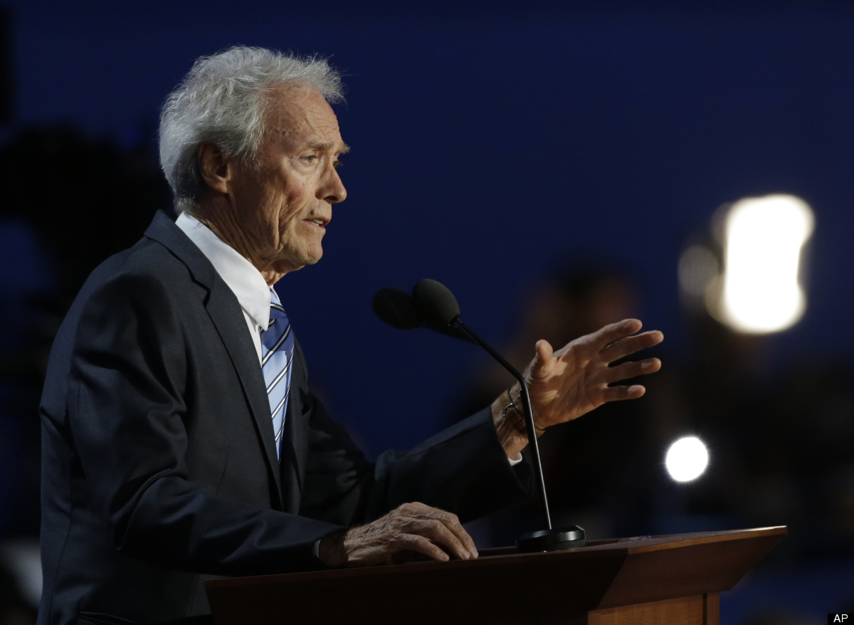 Eastwood could have instead unleashed his surprise in the middle of Mitt Romney's acceptance speech: