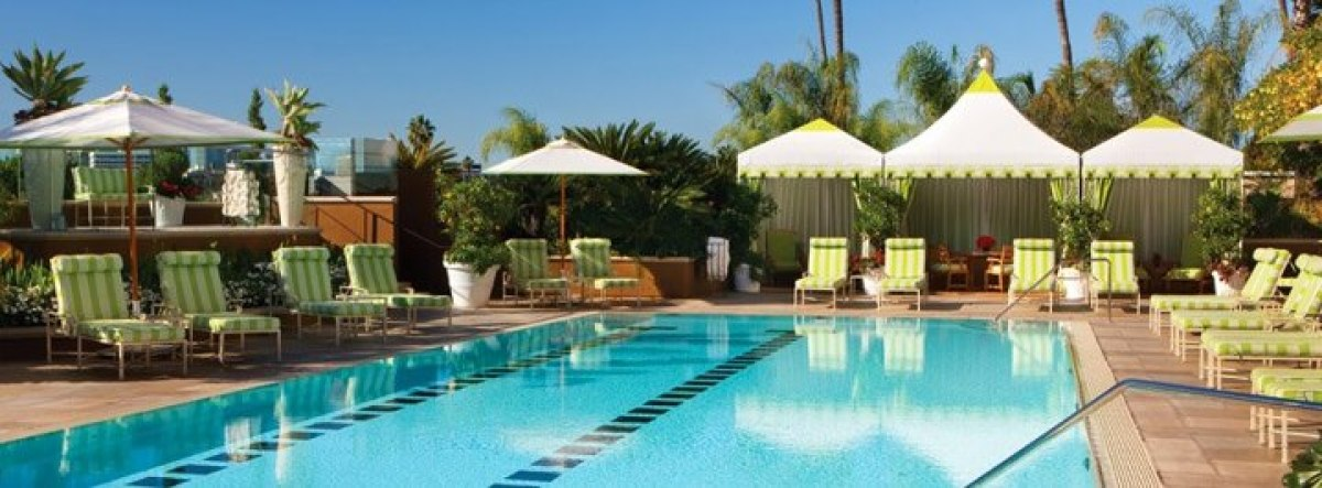 Get into fighting shape for the weekend ahead by booking a treatment at the Four Seasons in Beverly Hills.  Friday only, <a h