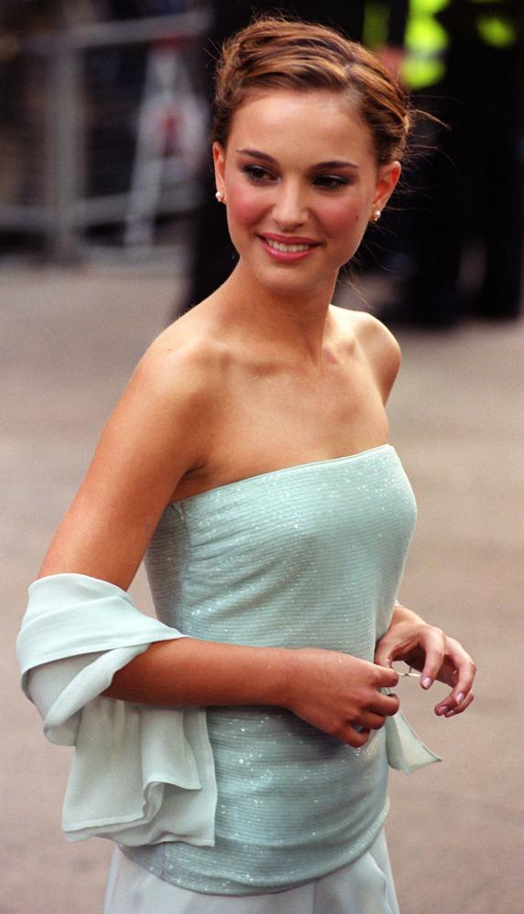 Natalie Portman Oscars 2015