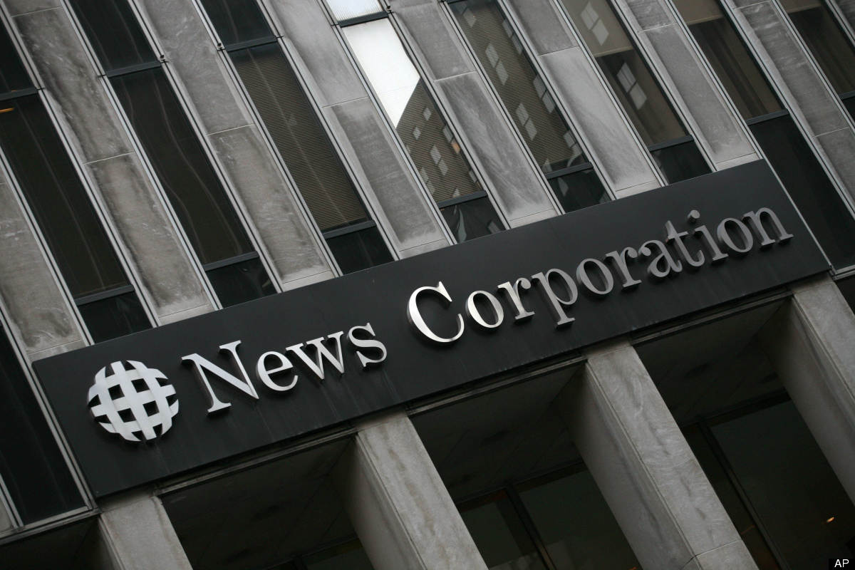 News Corp. gave a total of $58,825 to Obama, compared to the $2,750 the company donated to Romney's campaign.