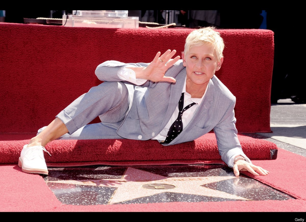 """The daytime talk show host, who is married to actress Portia de Rossi, <a href=""""http://images.nictusa.com/cgi-bin/fecimg/?119"""