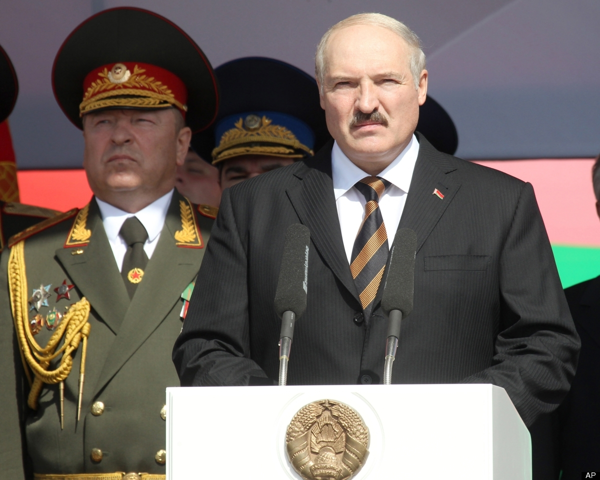 "The government of Belarus, often called the last dictatorship of Europe, is notorious for civil rights abuses. <a href=""http:"