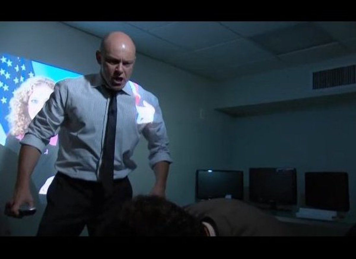 2004 hall-of-famer Rob Corddry returns to help <em>The Daily Show</em> prepare for the 2012 Democratic and Republican Nationa