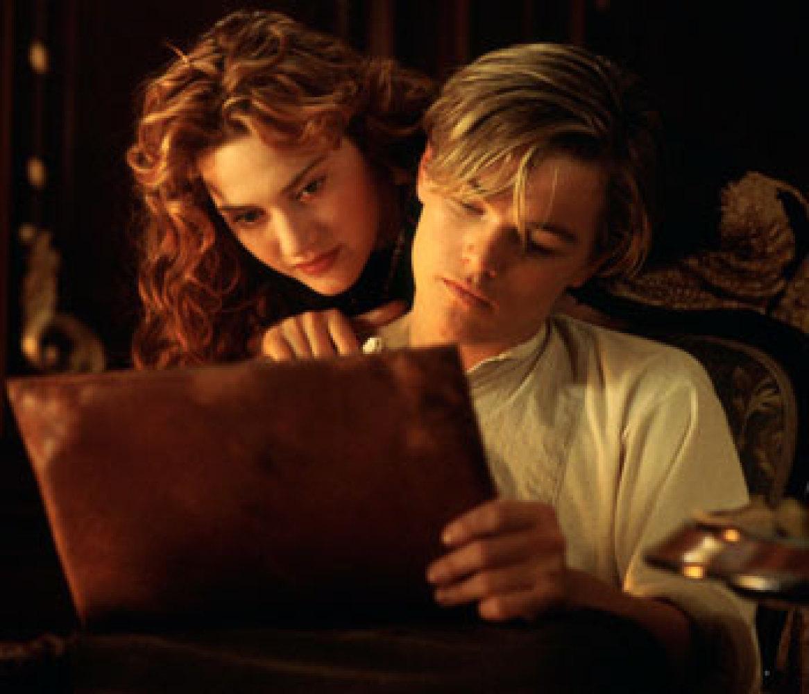 Leonardo DiCaprio as Jack in 'Titanic'
