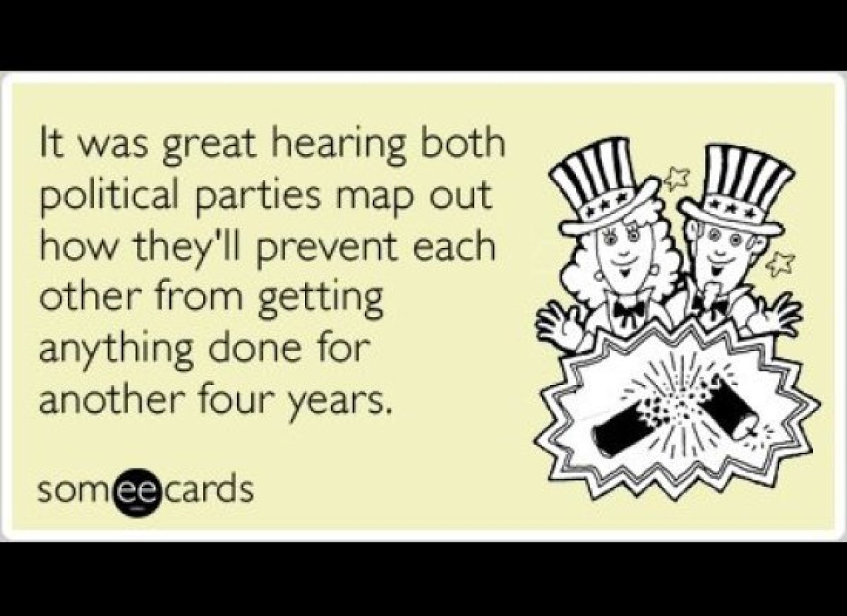 """<strong><a href=""""http://www.someecards.com/somewhat-topical-cards/democrats-republicans-convention-politics-election-funny-ec"""