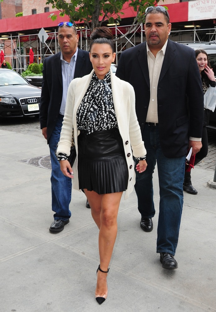 Kim Kardashian April 2012, New York City FilmMagic