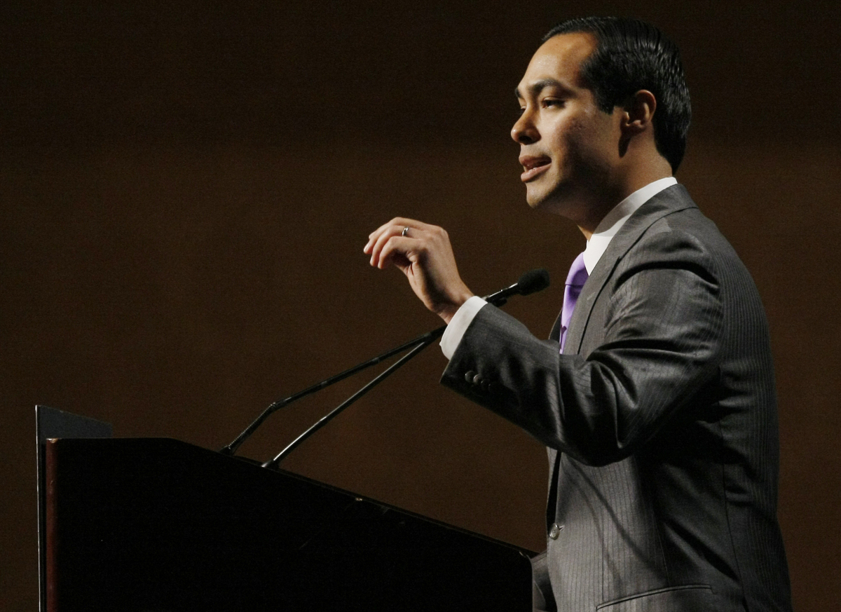 Julian Castro is the mayor of San Antonio, Texas. First elected May 9, 2009, Castro won re-election in 2011 with nearly 82 pe