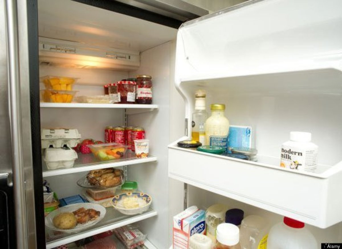 If you open your refrigerator and set it to the appropriate temperature (between 35 and 38 degrees), you can save up to $400