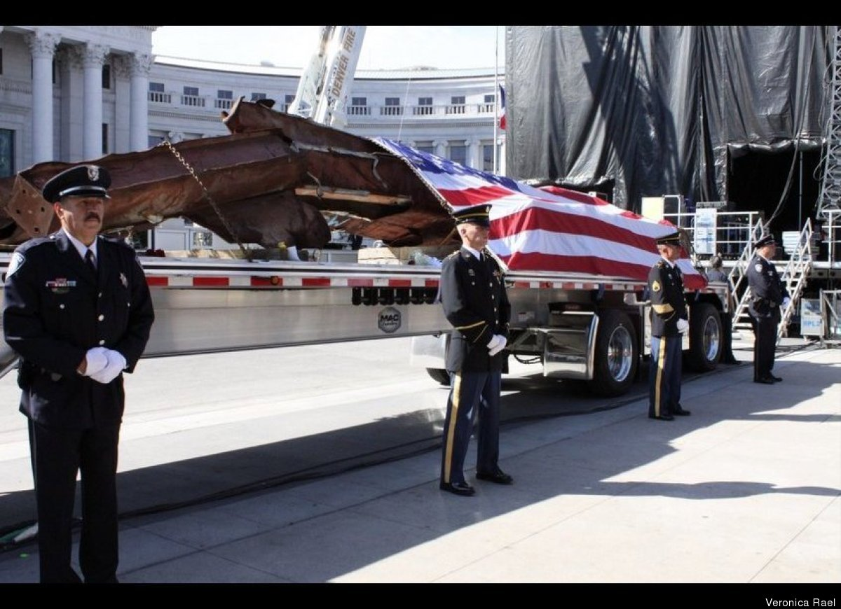 Last year around 35,000 showed up to a Beach Boys-9/11 memorial in the park with a steel beam from the World Trade Center. Th