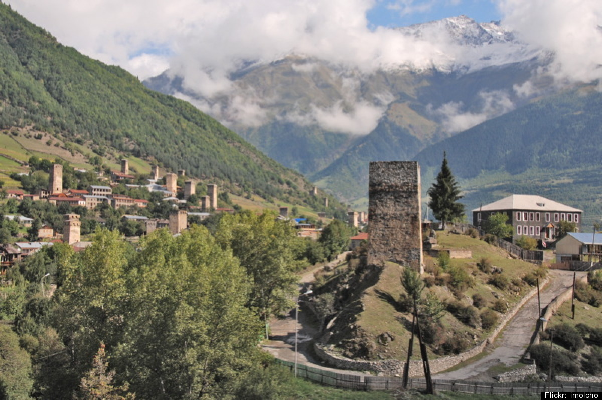 Svaneti, the most famous and far-flung of Georgia's mountain provinces, has come to represent an idolized version of what is