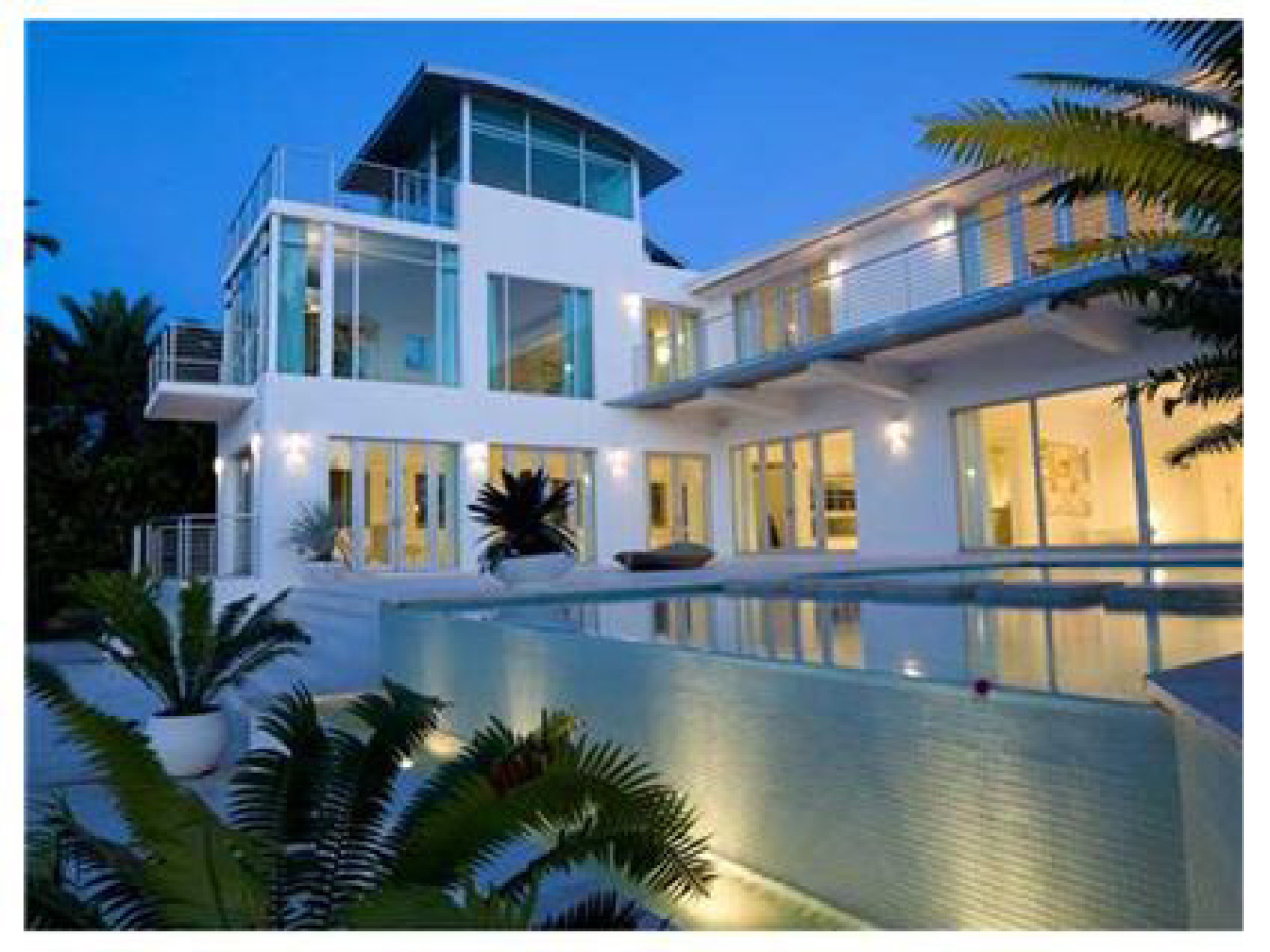 The 10 most expensive homes on miami beach 39 s sunset for Biggest house in miami