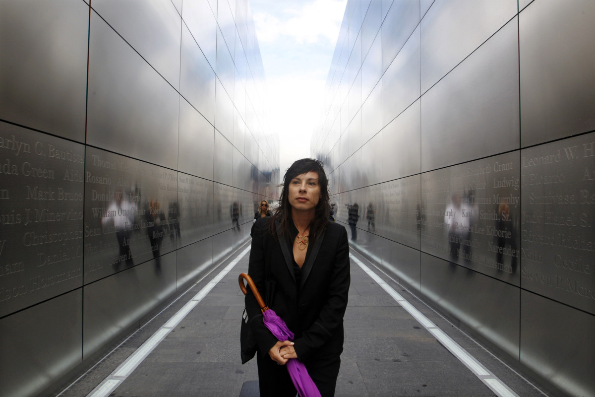 "Jessica Jamroz's ""Empty Sky Memorial.""
