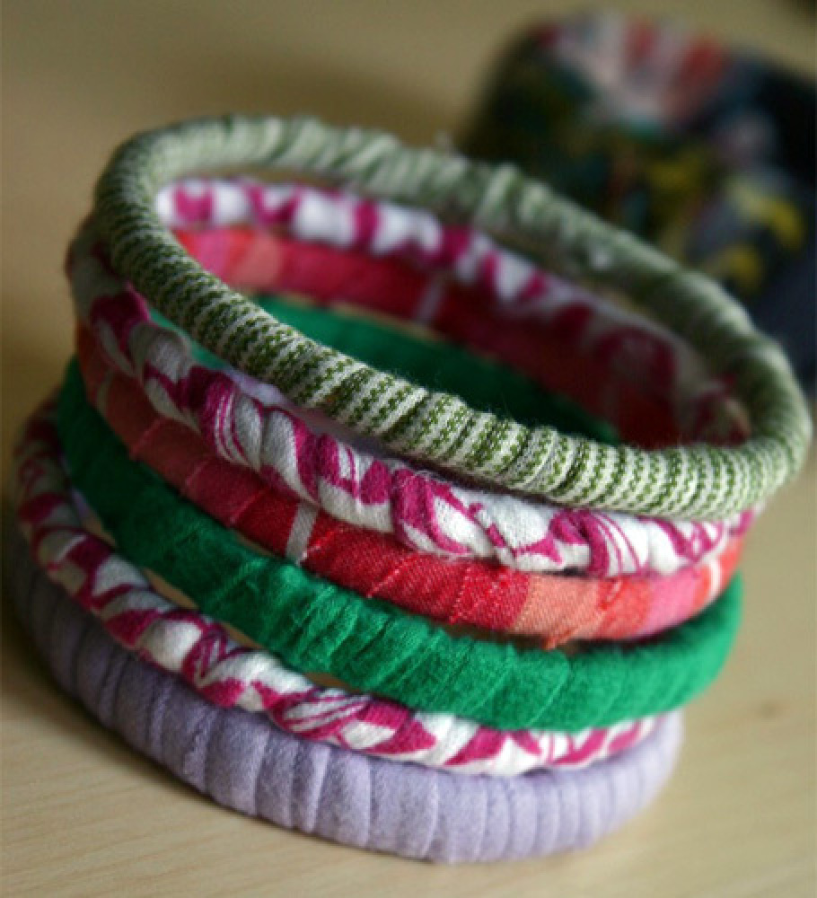 """You can never have enough bracelets, and there are so many great ones <a href=""""http://ecosalon.com/10-diy-bracelets-to-make-t"""