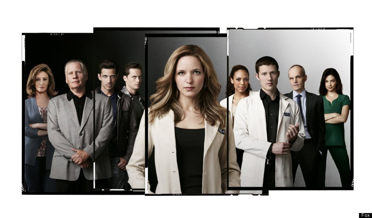 """""""Chicago Hope"""" + """"The Sopranos"""" + """"Nurse Jackie"""" - """"Intervention"""" = """"The Mob Doctor""""  A Chicago surgeon takes on her brothe"""