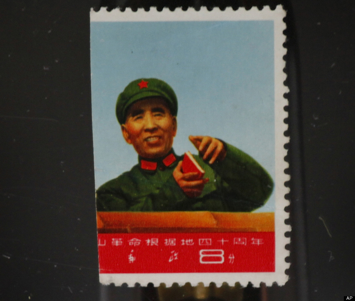 """Chairman Mao Zedong's """"closest comrade in arms"""" and hand-picked successor, Lin Biao dropped from view in September 1971 amid"""
