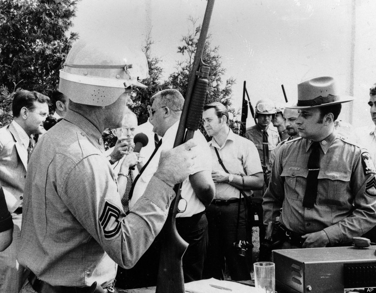 Outside Attica on Sept. 9, 1971.