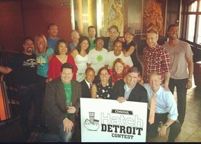 "They Submitted.  They Rocked. They Conquered. Hatch Detroit named <a href=""http://www.huffingtonpost.com/2012/08/30/comerica-"