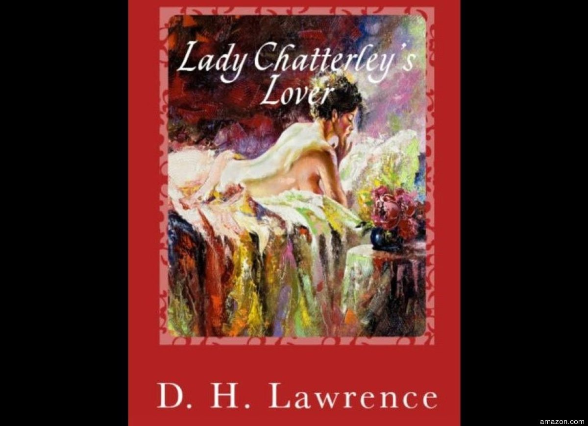 D. H. Lawrence's scandalous tale of the aristocratic Lady Constance Chatterly finding sexual fulfillment with the gamekeeper