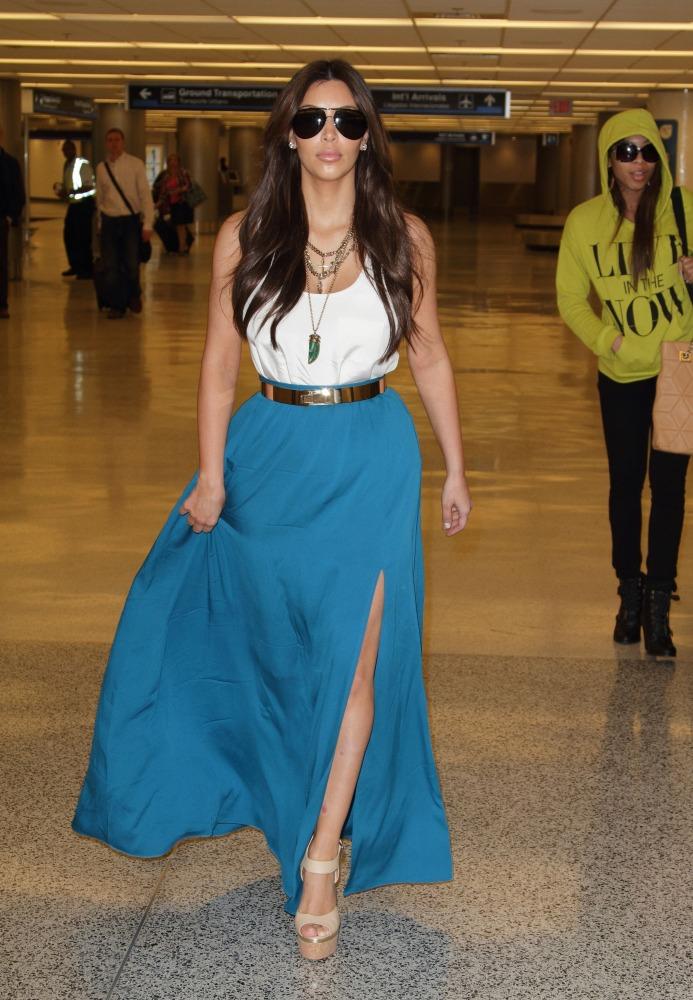 Kim Kardashian  Miami, Florida; February 2012 (Photo Credit: Getty Images)