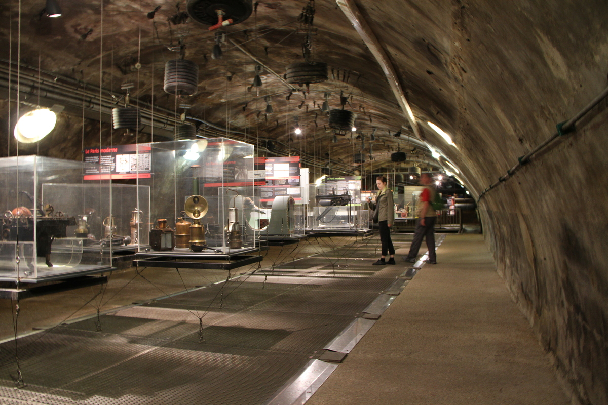 "This museum is an <a href=""http://www.paris.fr/loisirs/musees-expos/musee-des-egouts/p9691"">ode to Paris' sewage system</a>."