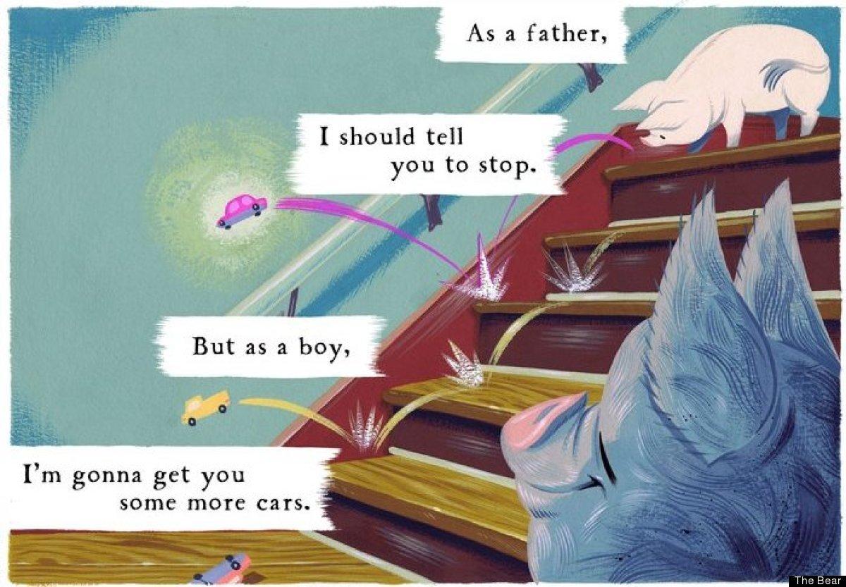"""<a href=""""http://www.kickstarter.com/projects/1412277313/the-bear-a-first-time-parents-journey"""" target=""""_hplink"""">The Bear on K"""