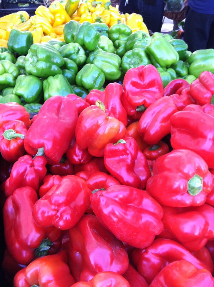 Torrance Farmer's Market.