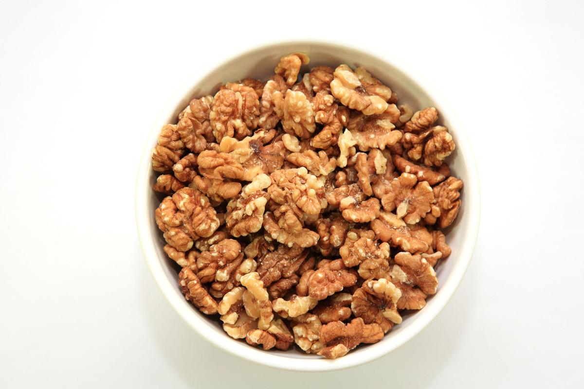 Walnuts are chock-full of heart-healthy and anti-inflammatory nutrients, and are the only good nut source of alpha linolenic